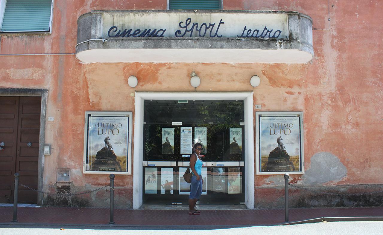 Kino in Italien